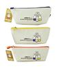 popular cotton fabric pencil pouch pen pouch cosmetic pouch