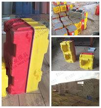 concrete interlock block molds