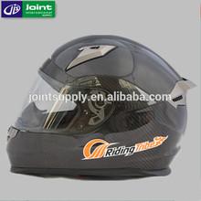 Carbon fibre material ECE/DOT motorcycle full face fancy helmet
