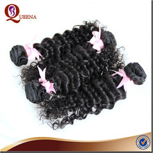 made in China Qingdao high grade quality good price 100% virgin remy janet yaki human hair