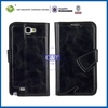 3d mobile phone case high quality flip pu leather case for samsung galaxy s4