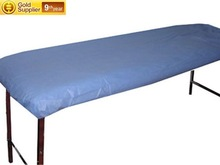 Medical products hospital bed sheet/bed cover for patient