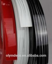 high glossy ACRYLIC board ABS edge banding