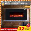 Kindle custom indoor gas fireplace