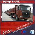 Sinotruck caminhão basculante para venda, 10 rodas de caminhão basculante, pickup truck