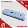 3g cdma/evdo wifi modem wireless router
