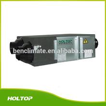 High pressure cross flow low price heat recovery ventilator unit