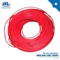 450/750v de cobre aislados con pvc casa de construcción de cable eléctrico cables de 10 mm