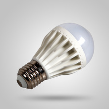 SMD/COB led bulb lighting factory price, 5w7w9w12w e27 led lighting bulb cost price, CE ROHS led bulb light distribution