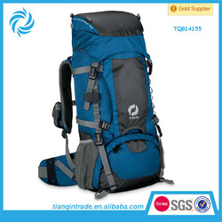 55L mountain climbing hiking camping bag backpack