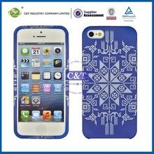 Cheap Custom Mobile Phone for iphone 5s/5 geometric tpu back cover cases