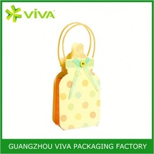 Wholesale Reusable custom print small shopping bags