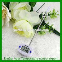 Household food dial temperature gauge waterproof meat thermometer