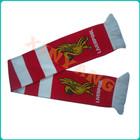 Custom Football Soccer sports fan scarf