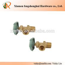 China Xiamen OEM Bronze Electric Gas Stove Control Valve Casting