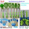 china manufacturer heat resistant non-stick silicone kitchen gadgets
