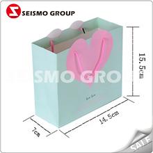 luxury craft paper bag branded retail paper bag