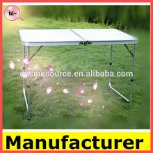 Hot sale Portable foldable table,foldable picnic dining desk