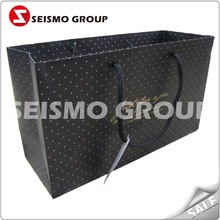 fashionable birthday paper bag texture paper bag