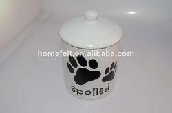 hot selling cartoon dog bowl