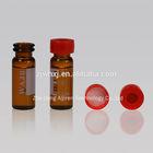 2ml amber Vials for HPLC, jar glass