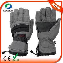 Unisex Waterproof Insert Hiking Cyan M Size Ski Microwave Heated Glove Liners