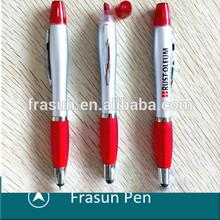New Coming Highlighter Glitter pen /Touch Stylus Pen/Ballpoint Pen Promotion Item Pen