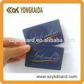 la tarjeta del hotel clave del sistema de tarjetas de felicitación