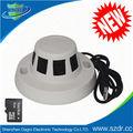 nouveau produit made in china de détection de fumée hikvision carte tf caméra dôme caméra de surveillance