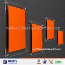Factory wholesale acrylic poster frame a1 a2 a3 a4