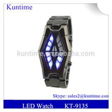 Custom led watches made in China led clock