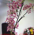 Artificial cherry blossom tree/artificial peach blossom branch