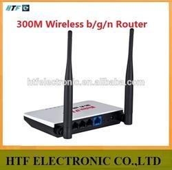 mini design OEM 300M 4 RJ45 Lan+1 Wan port Ralink chipset huawei fixed wireless N 4p Router bit with plastic case