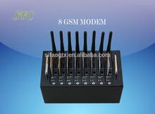 Bulk sms, sms modem 8 modem pool ,competitive 8/16/32/64 ports gsm modem
