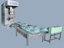 Automatic 600BPH 5L water bag filling machines / big pouch water filling equipment