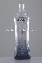 750ml LUXURY ALCOHOL BEVERAGE GLASS BOTTLE