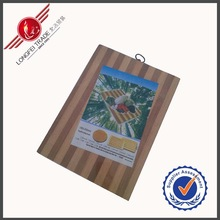 Hot Sale & Totally Natural Wooden Chopping Board Bamboo Chopping Board Functional Chopping Board
