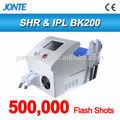 Laser spectra/instrumento de cosméticos/shr del pelo del laser máquina del retiro
