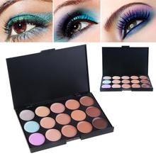 Professional Salon/Party 15 Colors Contour Face Cream Makeup Concealer Palette