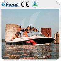 Bena economic design Fiberglass sports cabin cruiser