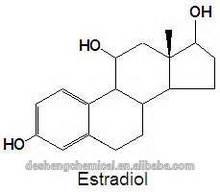 Natural estrogênio substituição, Estradiol CAS 50 - 28 - 2