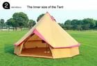 Oxford Wind Resistant Mongolia Tent yurt tents/Mongolian Ger/yurt luxury tent