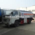 3000liters Foton Gas Refueler Tanker,Tankers Vacuum, Mobile Petrol Station