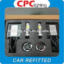 china manufacturer 12V led lights car led lighting led headlight Hi/low LED Conversion Kit H13 H4 9004 9007 1800 Lumen 3600lm