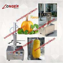pumpkin peeling machine/pumpkin skinning machine