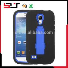 Newest 2014 rugged shockproof kickstand for samsung galaxy s4 mini i9190 i9192 case