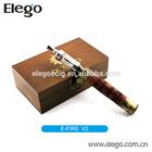 Best price electronic cigarette genuine v2 vision x-fire kit