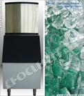 hot sale edible cube ice making machine with ice bin