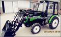 mini tractores com carregador frontal