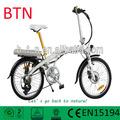 btn quente novo barato bicicleta elétrica de dobramento